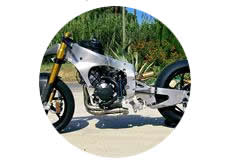 Sinal Verde Motos Alinhamento de Motos